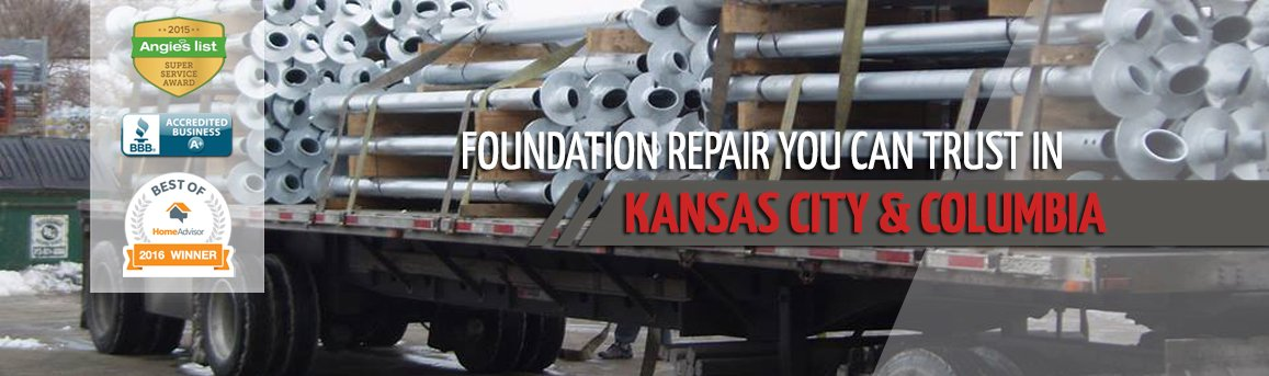 Foundation Repair Products Columbia, Kansas City