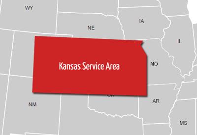 Kansas Service Area