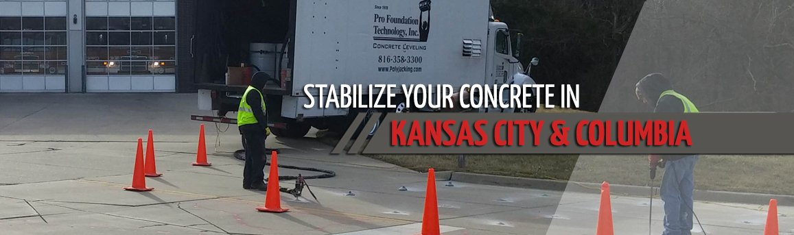 Concrete Repair Kansas City