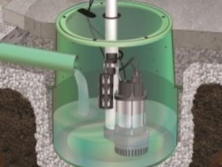 Interior Waterproofing System
