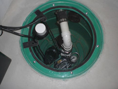 sump pump drainage problems Kansas City