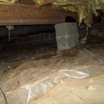 Wet Crawlspace