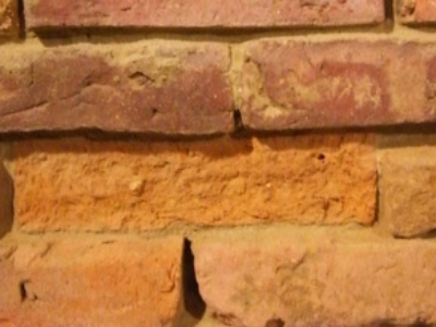 bulging brick walls, step cracks, vertical corner cracks