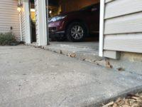 residential concrete repair
