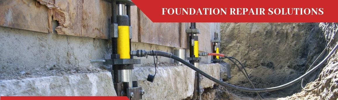 foundation repair solutions in kansas city area