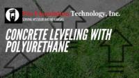 polyurethane for concrete leveling