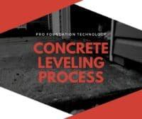 Kansas concrete leveling - pro foundaiton tech